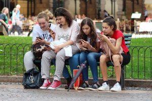 התמכרות לטלפונים הניידים